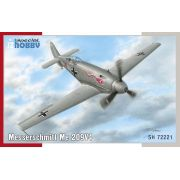 Messerschmitt Me 209V4 - 1/72 - Special Hobby 72221