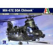 MH-47E SOA Chinook - 1-72 - Italeri 1218