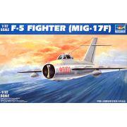 MiG-17F Fresco - 1/32 - Trumpeter 02205