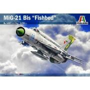 MiG-21 Bis ''Fishbed'' - 1/72 - Italeri 1427