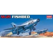 MiG-21 Fishbed - 1/72 - Academy 12442