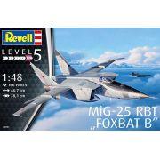 MiG-25 RBT Foxbat B - 1/48 - Revell 03931