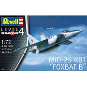 MiG-25 RBT Foxbat B - 1/72 - Revell 03878