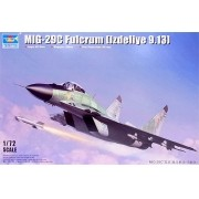 MIG-29C Fulcrum (Izdeliye 9.13) - 1/72 - Trumpeter 01675