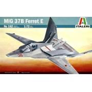 MiG-37B Ferret E - 1/72 - Italeri 162