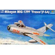 Mikoyan MiG-17PF Fresco - 1/32 - Trumpeter 02206