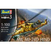Mil Mi-24D Hind - 1/100 - Revell 04951