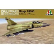 Mirage 2000C - Guerra do Golfo - 1/72 - Italeri 1381