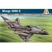 Mirage 2000D - 1/72 - Italeri 023