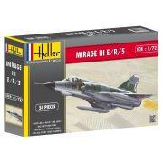 Mirage III E/R/5 - 1/72 - Heller 80323