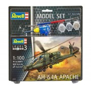 Model Set AH-64A Apache - 1/100 - Revell 64985