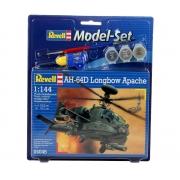 Model-Set AH-64D Longbow Apache - 1/144 - Revell 64046