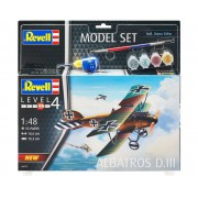 Model Set Albatros D.III - 1/48 - Revell 64973