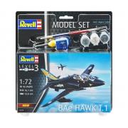 Model Set BAe Hawk T.1 - 1/72 - Revell 64970