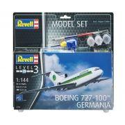 Model Set Boeing 727-100 Germania - 1/144 - Revell 63946