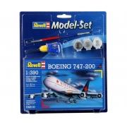 Model-Set Boeing 747-200 Air Canada - 1/390 - Revell 64210