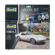 Model Set Corvette C3 - 1/32 - Revell 67684