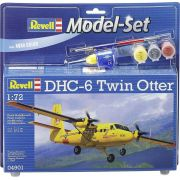 Model-Set DHC-6 Twin Otter - 1/72 - Revell 64901
