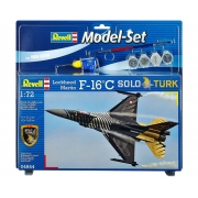Model-Set F-16 C Solo Turk - 1-72 - Revell 64844
