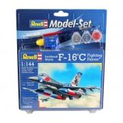 Model-Set F-16C Fighting Falcon - 1/144 - Revell 63992