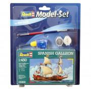 Model-Set Galeão Espanhol - 1/450 - Revell 65899