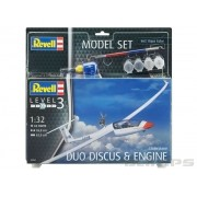 Model Set Duo Discus & engine - 1/32 - Revell 63961