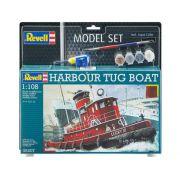 Model Set Harbour Tug Boat (Rebocador) - 1/108 - Revell 65207