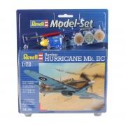 Model-Set Hawker Hurricane Mk.IIC - 1/72 - Revell 64144