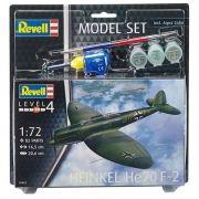 Model Set Heinkel He70 F-2 - 1/72 - Revell 63962