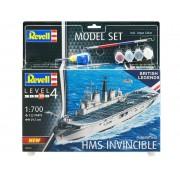 Model Set HMS Invincible (Falkland War) - 1/700 - Revell 65172