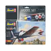 Model Set Junkers F.13 - 1/72 - Revell 63870