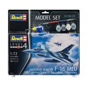 Model Set Lockheed Martin F-16 MLU - 1/72 - Revell 63905