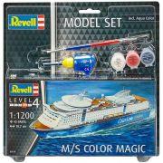 Model Set M/S Color Magic - 1/1200 - Revell 65818