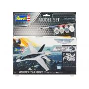 "Model Set Maverick's F/A-18 Hornet ""Top Gun: Maverick"" Easy click - 1/72 - Revell 64965"
