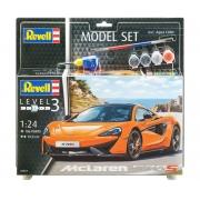 Model Set McLaren 570S - 1/24 - Revell 67051