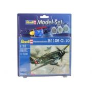 Model-Set Messerschmitt Bf 109 G-10 - 1/72 - Revell 64160