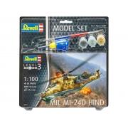 Model Set Mil Mi-24D Hind - 1/100 - Revell 64951