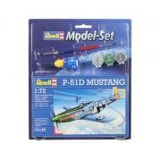 Model-Set P-51D Mustang - 1/72 - Revell 64148