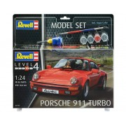 Model-Set Porsche 911 Turbo - 1/24 - Revell 67179