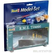 Model-Set R.M.S. Titanic - 1/1200 - Revell 65804
