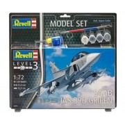 Model Set Saab JAS-39D Gripen - 1/72 - Revell 63956