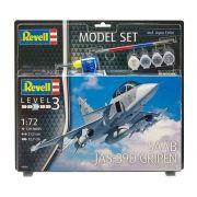 Model Set Saab JAS-39D Gripen - 1/72 - Revell 63956