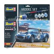 Model Set Shelby Cobra 289 1962 - 1/25 - Revell 67669