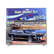 Model-Set Shelby Mustang GT 350 H - 1/24 - Revell 67242