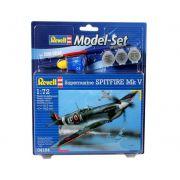 Model-Set Supermarine Spitfire Mk V - 1/72 - Revell 64164