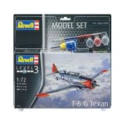 Model Set T-6G Texan - 1/72 - Revell 63924