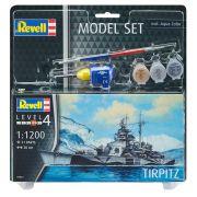 Model Set Tirpitz - 1/1200 - Revell 65822