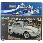 Model-Set Volkswagen Fusca Beetle Limousine 1968 - 1/24 - Revell 67083