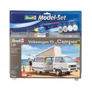 "Model-Set Volkswagen T3 ""Camper"" - 1/25 - Revell 67344"