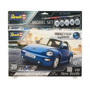 Model Set VW New Beetle - Novo Fusca - 1/24 - Revell 67643
